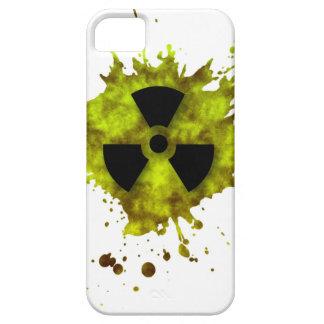 Radiación Splat - desechos radioactivos iPhone 5 Carcasa