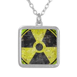 Radiación verde grimpola personalizada
