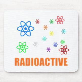 Radiactivo Alfombrillas De Ratones