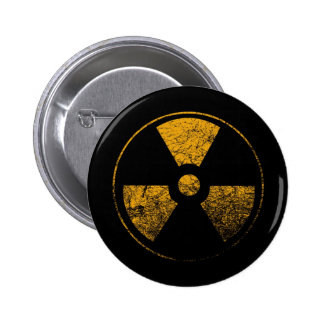Radiactivo - botón pins