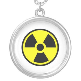 Radiactivo Pendientes Personalizados