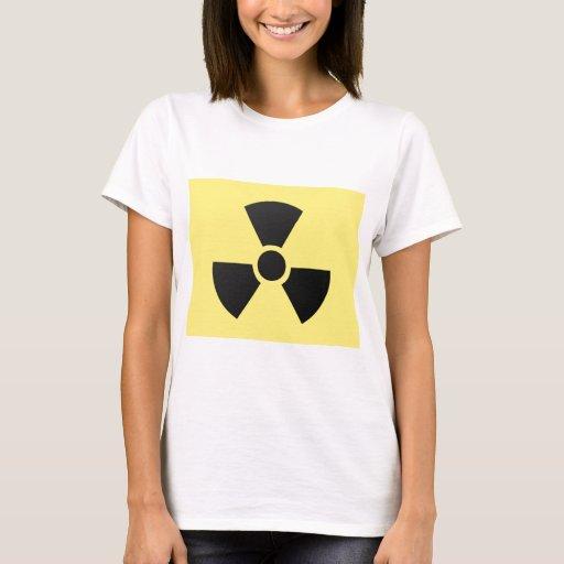 Radiactivo Playera