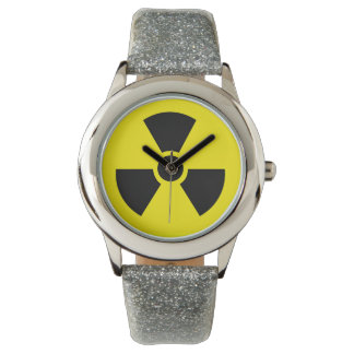 Radiactivo Reloj