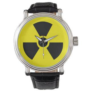 Radiactivo Reloj De Mano