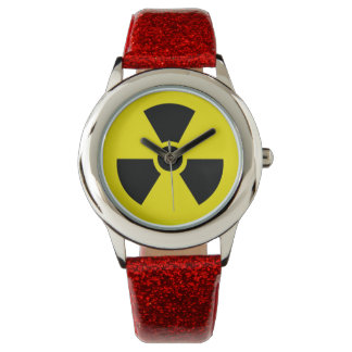 Radiactivo Relojes De Pulsera