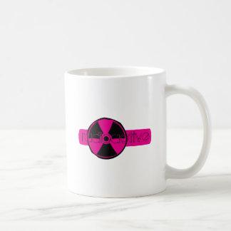 radiactivo tazas