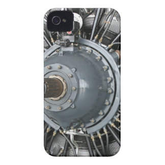 Radial Engine iPhone 4 Cover