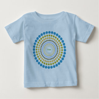 """Radial"" Graphic T-Shirt"