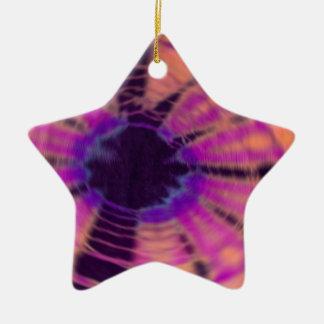 Radial Radical Ceramic Ornament