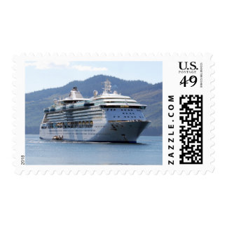 Radiance of the Seas Postage Stamp