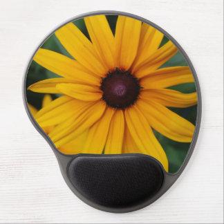 Radiant Black Eyed Susan Gel Mousepads