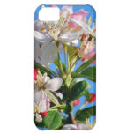 Radiant cherry blossom iPhone 5C case