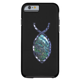 Radiant Christian Fish Symbol iPhone 6 Case