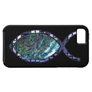 Radiant Christian Fish Symbol iPhone SE/5/5s Case