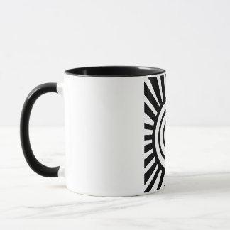 Radiant Circles Mug