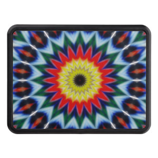 Radiant Flower Power Hitch Cover