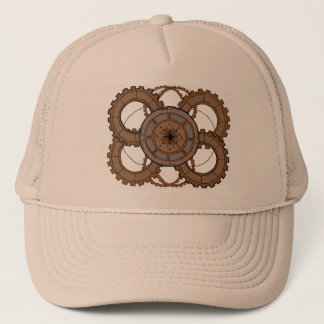 Radiant Gears Trucker Hat