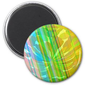 RADIANT GLORY - Cuddling Love 2 Inch Round Magnet