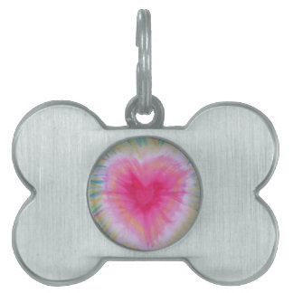 Radiant Heart products Pet Tag