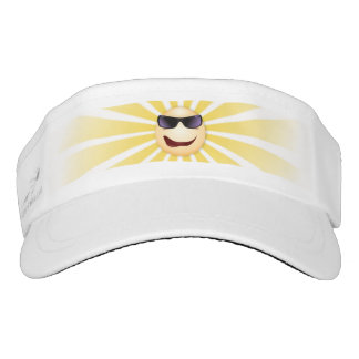 "Radiant ""Joe Cool"" Funny Face Visor"
