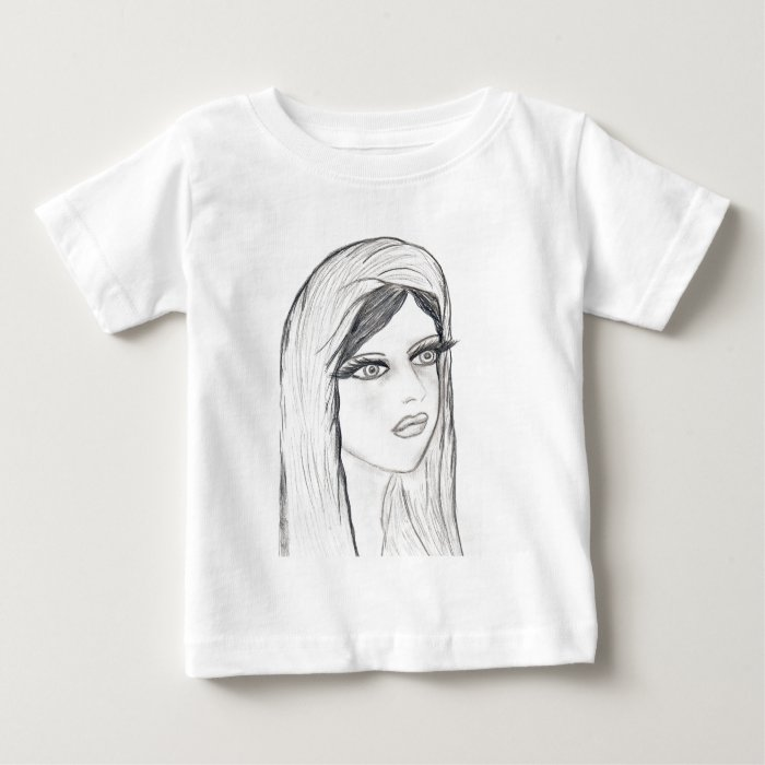 Radiant Mary Baby T-Shirt