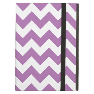 Radiant Orchid Chevron Zigzag iPad Air Covers