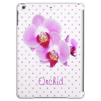 Radiant Orchid Closeup Photograph Case For iPad Air