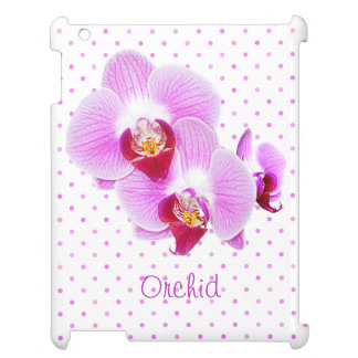 Radiant Orchid Closeup Photograph Case For The iPad 2 3 4