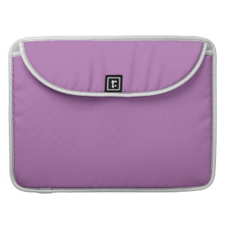 Radiant Orchid High End Solid Color Sleeve For MacBook Pro