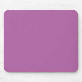 radiant orchid solid mouse pads