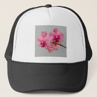 Radiant Pink Orchids Trucker Hat