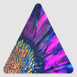 Radiant Possibilities Triangle Sticker