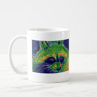 Radiant Raccoon Coffee Mug