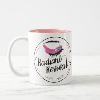 Radiant Revival Logo Mug
