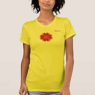 Radiant Rosette  | Be Exquisite T-Shirt