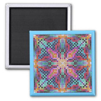 Radiant Spirit 2 Mandala Magnet