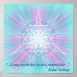 Radiant Star Poster