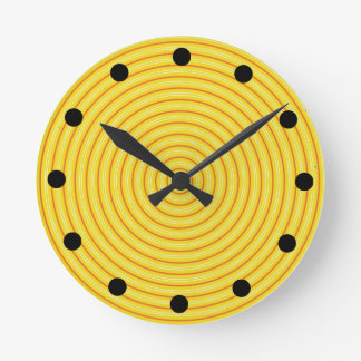Radiant Sun Clock