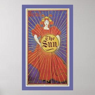Radiant Sun poster