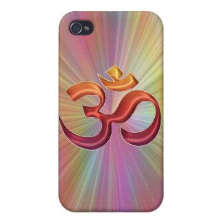 Radiant Sunburst OM iPhone Case