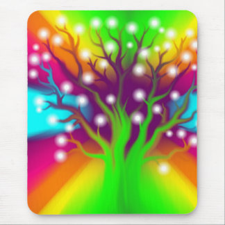 Radiant Tree Mousepad