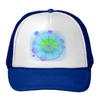 RadiantCentury6 Mesh Hat