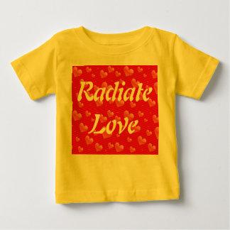Radiate Love infant shirt