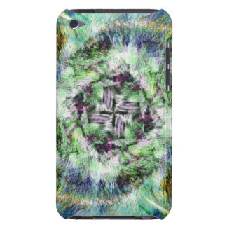 Radiating Cross Case-Mate iPod Touch Case
