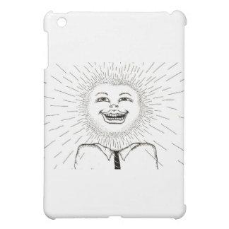 radiating iPad mini cover