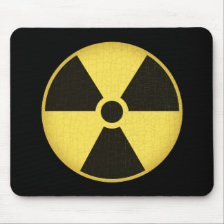 Radiation 1 mouse pad