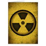 Radiation -cl-dist-2 greeting card