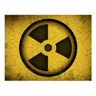 Radiation -cl-dist-2 postcard
