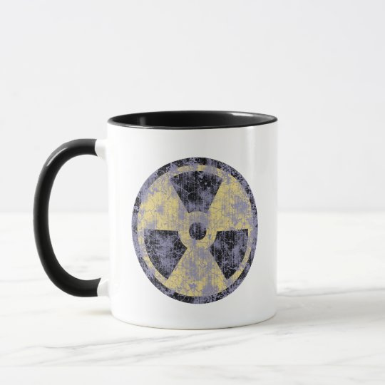 Radiation -cl-dist mug