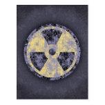 Radiation -cl-dist postcard